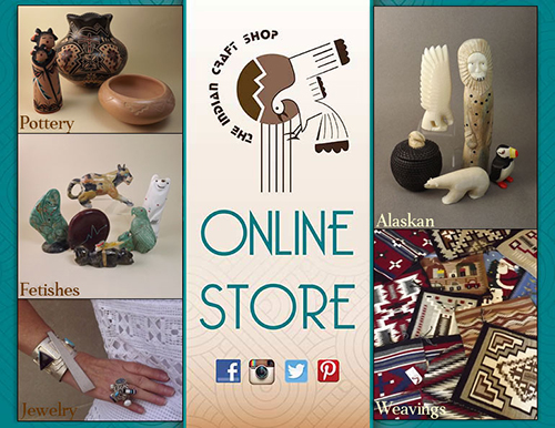 Shop for Native Indian Crafts