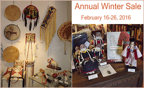 Indian Craft Shop Annual Winter Sale 2016